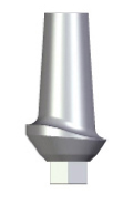 Aesthetic Abutment - 1mm Collar - 3.5 platform