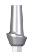 Aesthetic Abutment - 2mm Collar - 3.5 platform