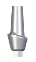 Aesthetic Abutment - 3mm Collar - 3.5 platform