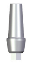 Straight Abutment - 3mm Collar - 3.5 platform