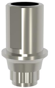 Ti Base Non Engaging - 5.0 Wide - Keystone Prima Connex® Compatible