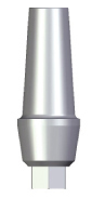 Straight Abutment - 3mm Collar - 4.5 platform