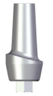 Aesthetic Abutment - 3mm Collar - 4.5 platform