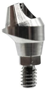 17 Degree Multiunit Abutment - 2 mm Collar Height - Hiossen® Standard Platform