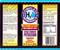Potassium Extras Strength/4X Qt Label H2O