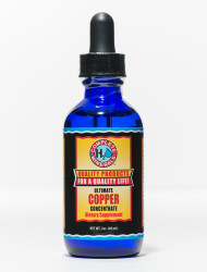 2oz Copper concentrate