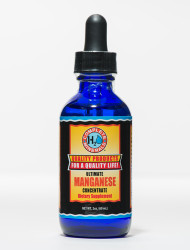 2oz Manganese concentrate