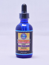 2oz Molybdenum concentrate