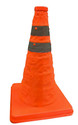 Plein Air Pop-Up Traffic Cone