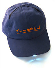 The Artist's Road Night-Light Cap