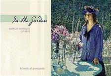 In the Garden Book of Postcards