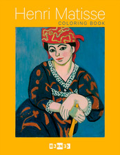 Henri Matisse Coloring Book