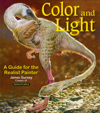 Color and Light: A Guide for the Realist Painter by James Gurney