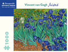 Van Gogh: Irises 1000-piece Jigsaw Puzzle
