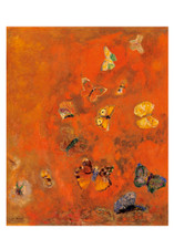 Evocation of Butterflies Small Boxed Cards      By Odilon Redon