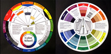 The Best Artist's Color Wheel, 9 1/4""