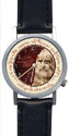 Leonardo da Vince Backwards Watch