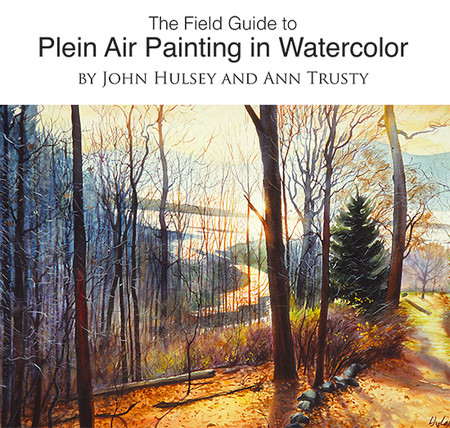 The Field Guide to Plein Air Painting in Watercolor - Downloadable