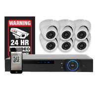 1080P HD Over Coax 8Ch DVR Kit