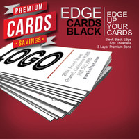 Edge Business Cards (500)