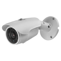 CAMX 4MP CVI 3.6MM FIXED LENS INDOOR/OUTDOOR BULLET CAMERA(WHITE)