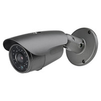 CAMX 4MP CVI 3.6MM FIXED LENS INDOOR/OUTDOOR BULLET CAMERA (BLACK)
