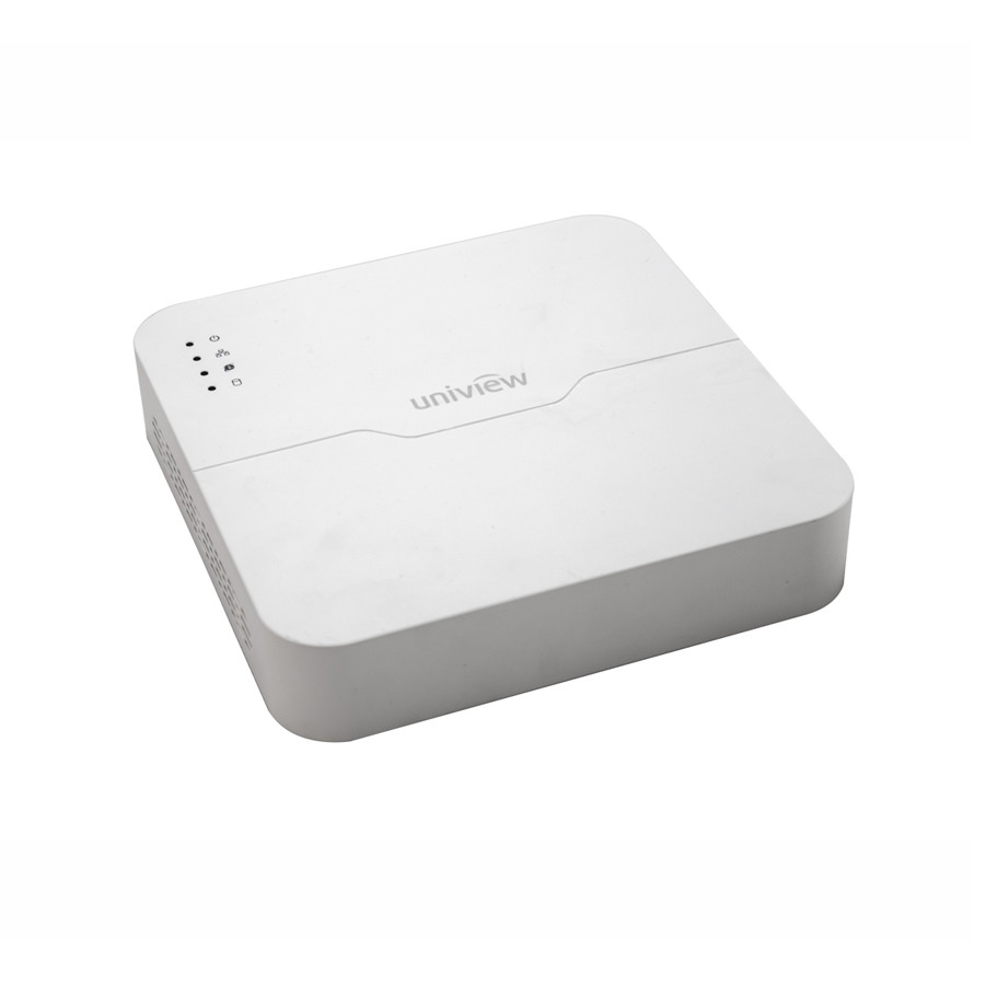 UNIVIEW Smart 1U chassis NVR, 8 channels@1080P realtime live