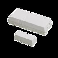 IQ Standard DW (White) - Standard wireless door/window sensor with external contact terminals