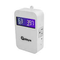 IQ Smart Socket - Z-Wave outlet with dual control and energy reporting