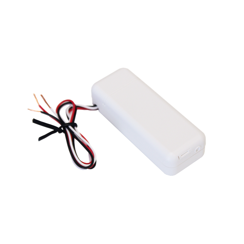 IQ Doorbell - Wireless sensor that attaches to existing chime in