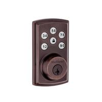 SmartCode 888 Venetian Bronze Z-Wave Lock