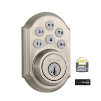 SmartCode 910 Satin Nickel