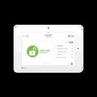 IQ Panel 2+  PowerG, 319.5 MHz S-Line Security & Life Safety, Verizon (Works with GE/Interlogix)