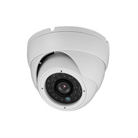 1080P Fixed Lens Indoor/Outdoor Turret Dome (White), CAMX Universal HD