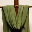 Bamboo Stretch Jersey 60B/26OgC/14Spandex dyed Olivine