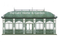 WONDERFUL INSULATED GARDEN CONSERVATORY
