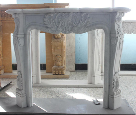Mantel Hunan White