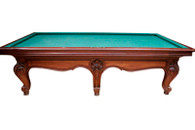 Antique French Louis XV Style Billiard Table, 19th Century
