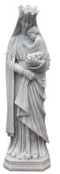 Marble Statue of Mary Our Lady of Wisdom, Church - Religious Statue