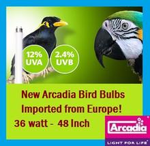 Arcadia | Bird | Lamp | T8 | 48 | Inch