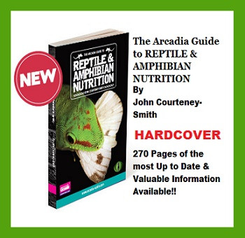 Arcadia | Guide | To | Reptile | & | Amphibian | Nutriton