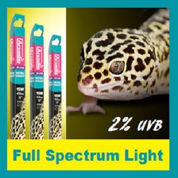 Arcadia | Natural | Sunlight | T8 | Bulbs | 2% | UVB | 36 | Watt | 48