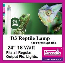 Reptile | Lamp | 24 | Inch | D3 | T8