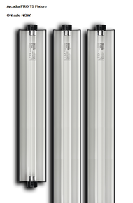 "Arcadia PRO t5 Fixture   12% Bulb 22.5""  SALE"