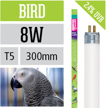 "Arcadia 8w 12"" Mini Bird Bulb / Replacement Bulb"