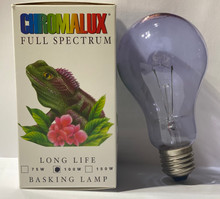Chromalux Full Spectrum Long Life Reptile Basking Lamp 100W
