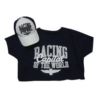 8963003f24e6 Ladies Indianapolis Motor Speedway Team Linen New Era 9TWENTY Cap ...