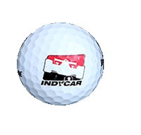 INDYCAR Golf Ball