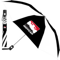 INDYCAR Checekred Umbrella