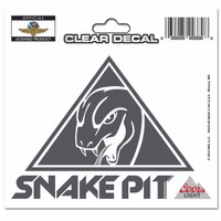 Snake Pit Coors Light Decal